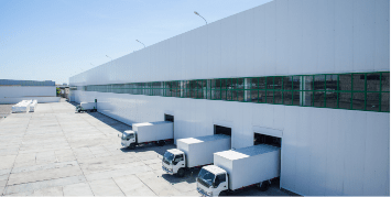 Warehousing Logistics Trucks